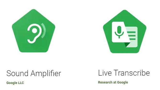 Google lança 'apps' para ajudar pessoas com deficiência auditiva.