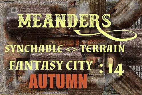 Fantasy City Autumn 14