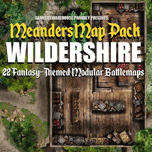 Wildershire: Roll20 Meanders Map Pack