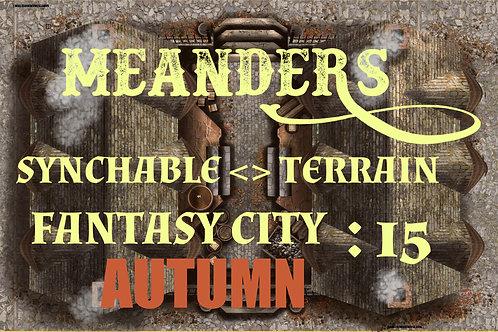 Fantasy City Autumn 15