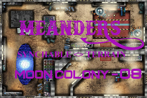 Moon Colony 08