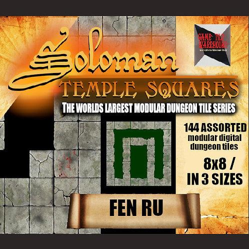 Soloman Temple Squares - FEN RU
