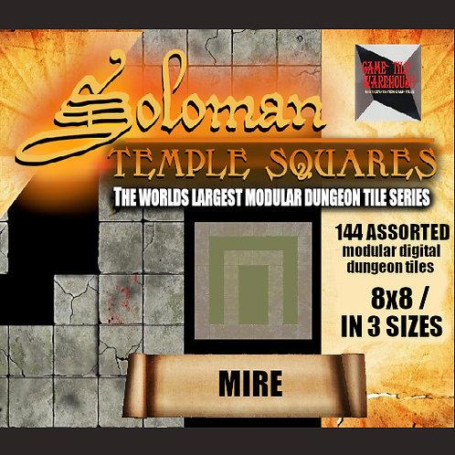 Soloman Temple Squares - MIRE