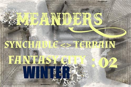 Fantasy City Winter 02