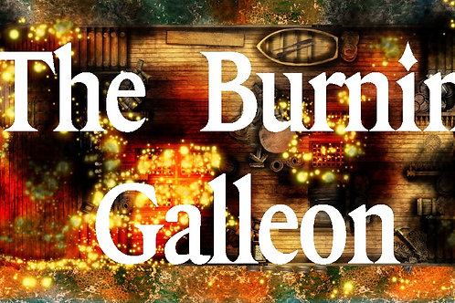 Shipstarter - Burning Galleon