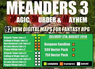 Meanders 3: MMandM Successful