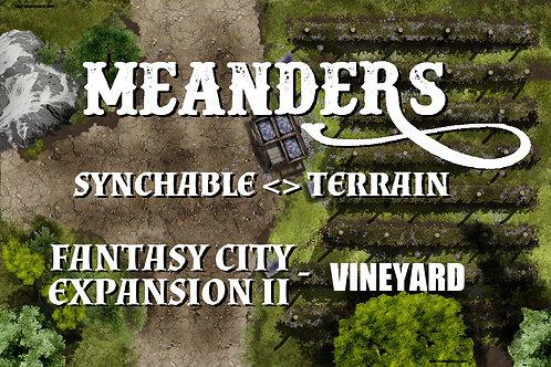 Fantasy City Expansion II - Vineyard