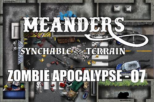 Zombie Apocalypse 07