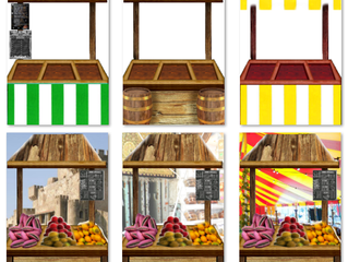 Marketplace Additions: New Stalls