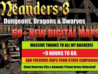 Last Call: Meanders 3