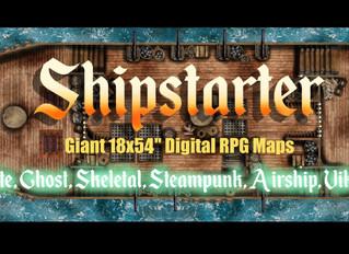 Shipstarter now on Kickstarter!