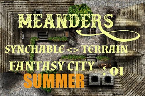 Fantasy City Summer 01