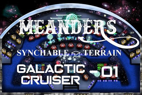 Galactic Cruiser 01
