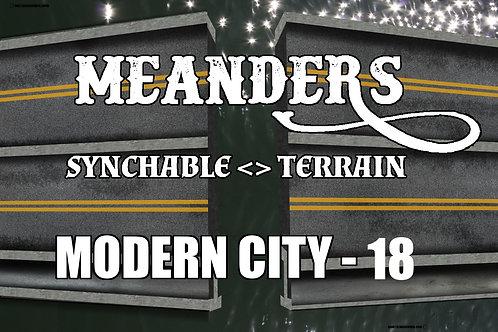 Modern City 18