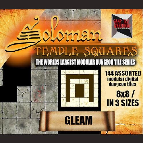 Soloman Temple Squares - GLEAM