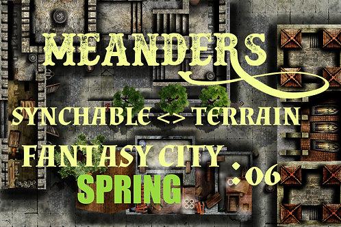 Fantasy City Spring 06