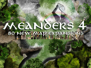 Meanders 4: Now Live