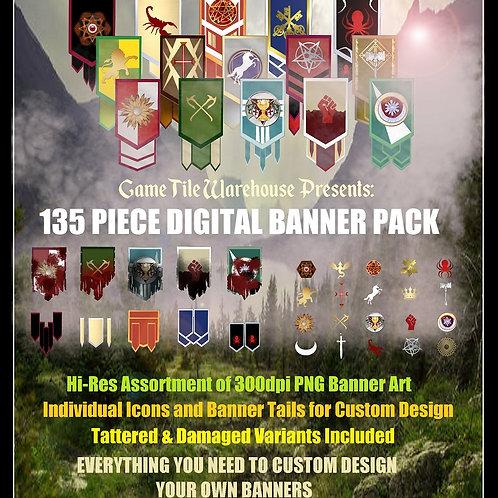 GTW's Flag Banner Mega-Pack