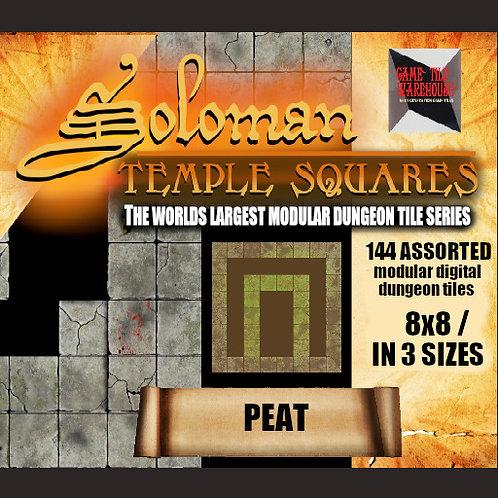 Soloman Temple Squares - PEAT