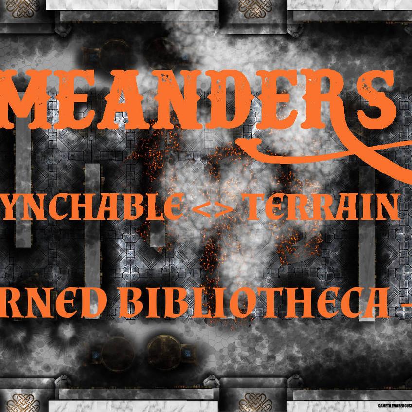 Burned Bibliotheca 03 promo