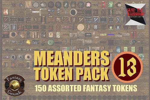 FG Meanders Fantasy Token Pack 13