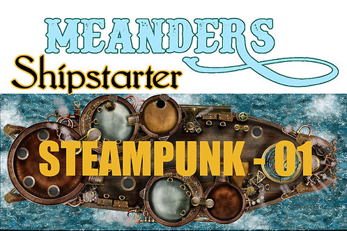 Shipstarter Steam Punk - 01