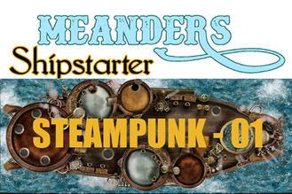 Shipstarter Steampunk 01