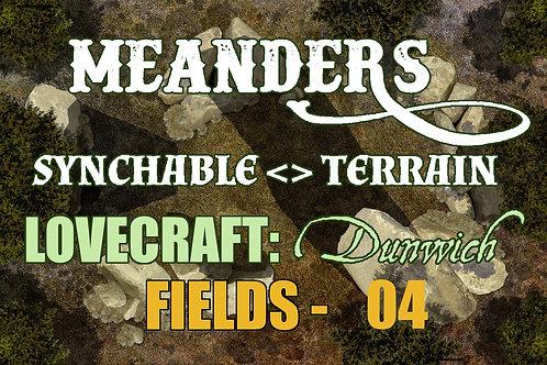 Lovecraftian Dunwich: Field 04