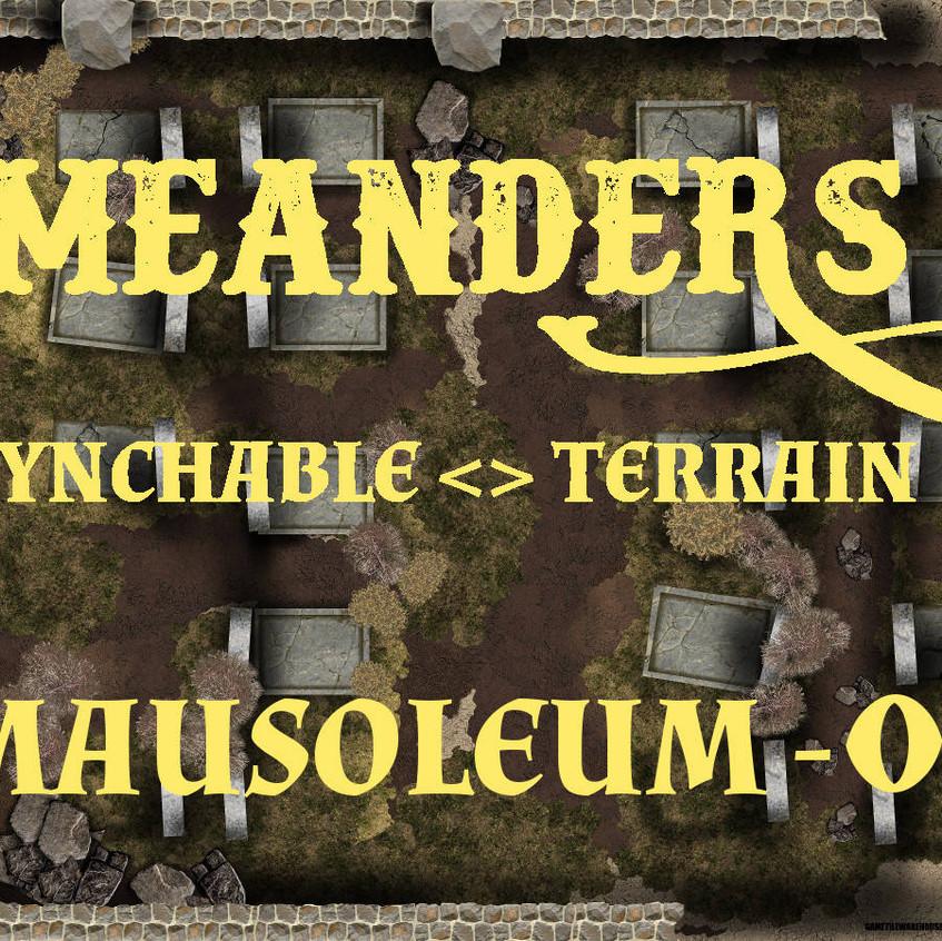 Mausoleum 03 promo