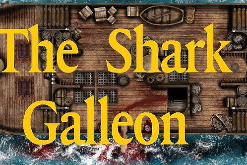 Shipstarter - Shark Galleon
