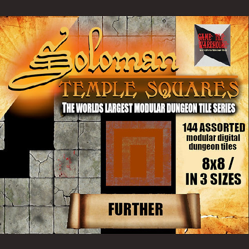 Soloman Temple Squares - FURTHER