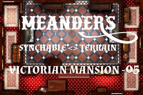 Victorian Mansion 05