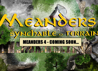 MEANDERS 4: Coming Soon...