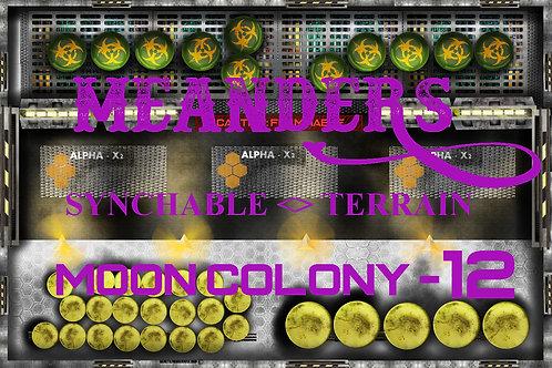 Moon Colony 12