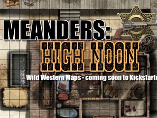 Meanders: High Noon