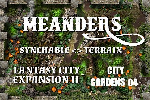 Fantasy City Expansion II - City Garden 04