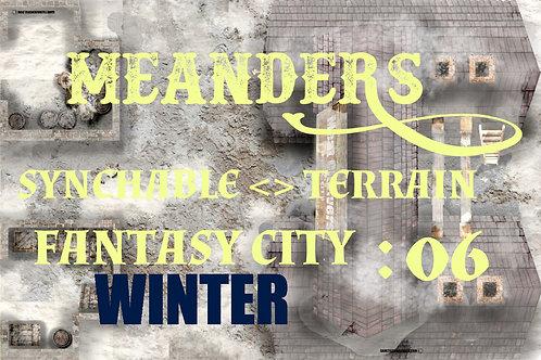 Fantasy City Winter 06