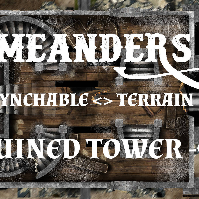 Wizard Tower B 05 promo