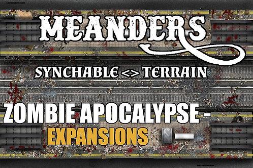 Zombie Apocalypse Subway 01