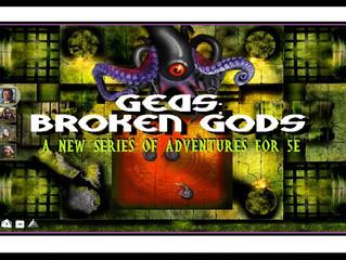 GEAS: Broken Gods [Kickstarter]