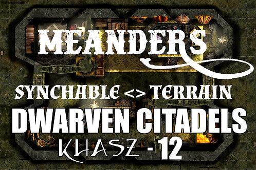 Dwarven Citadel: Khasz 12