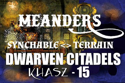 Dwarven Citadel: Khasz 15
