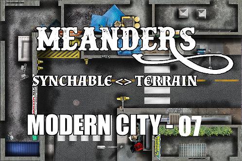 Modern City 07