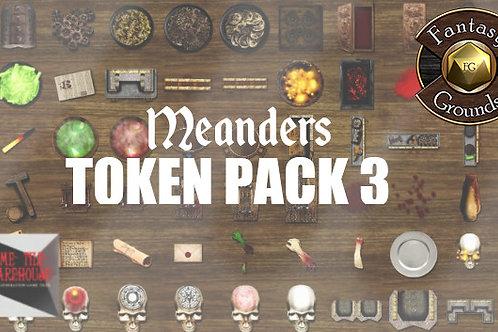 FG Meanders Fantasy Token Pack 3