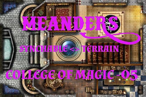 College of Magic 05