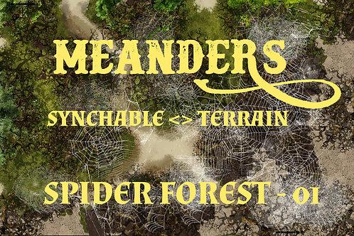 Spider Forest 01