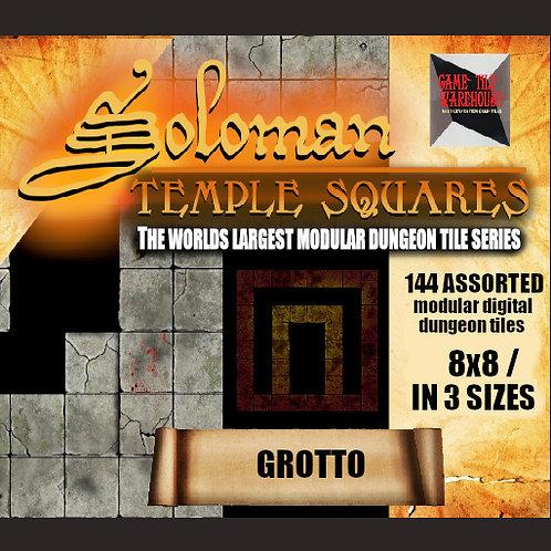 Soloman Temple Squares - GROTTO