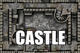 #rpg #maps #rpgmaps #castle #stone #keep #fortress #wall #turret #rampart #tower #moat #drawbridge #portcullis #bridge #defence