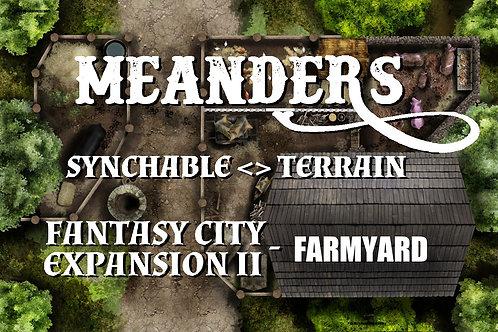 Fantasy City Expansion II - Farmyard