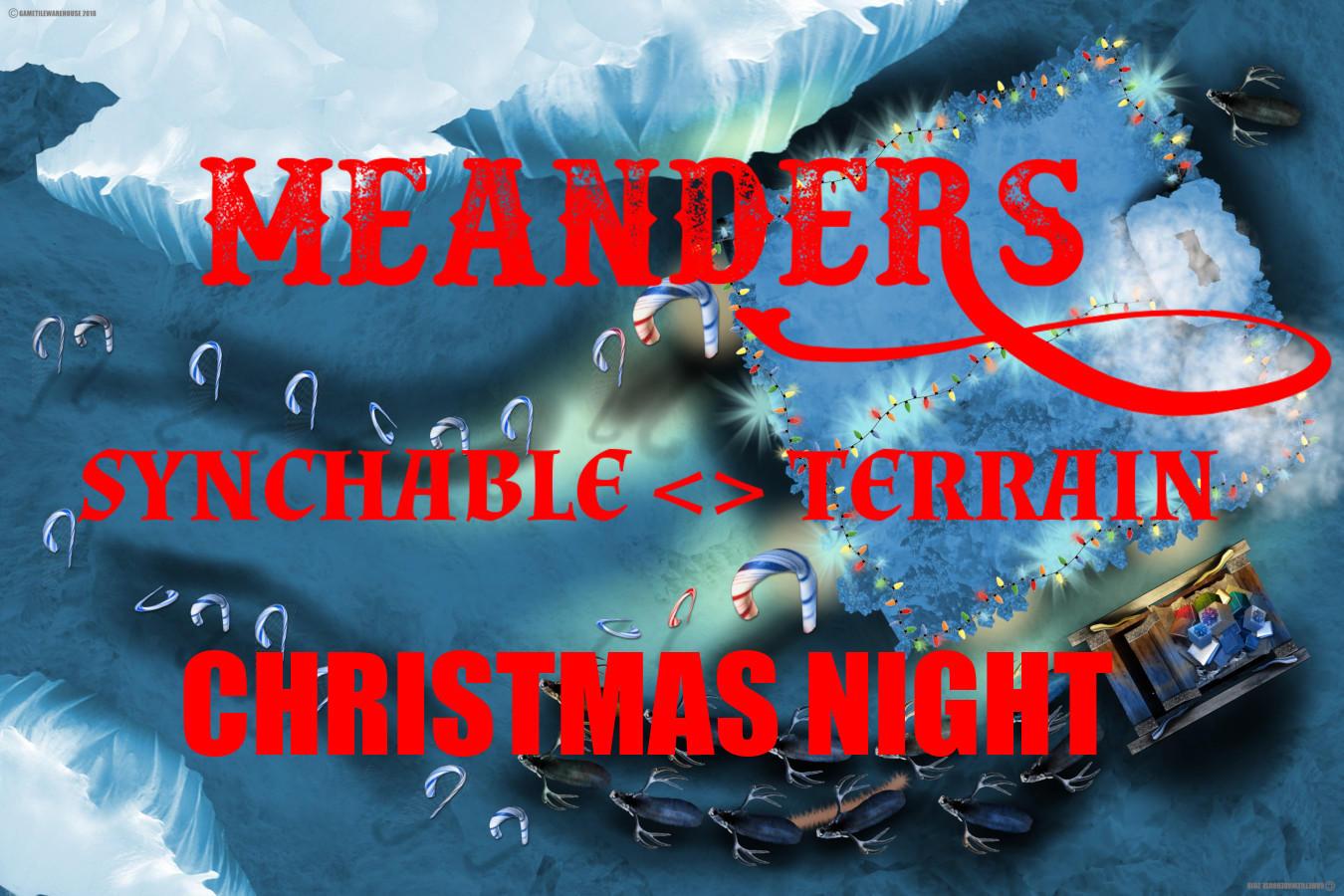 Christmas Night North Pole